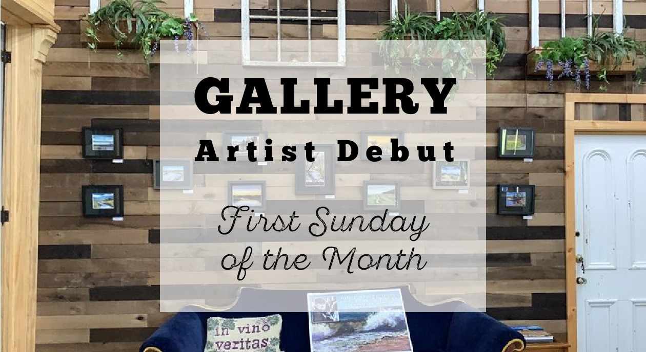 Art Gallery: June Artist Debut & Reception